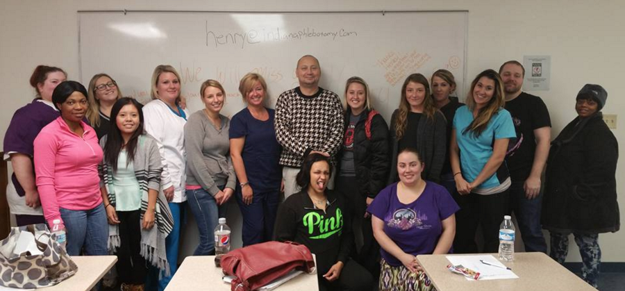 Indiana School Of Phlebotomy About Isp